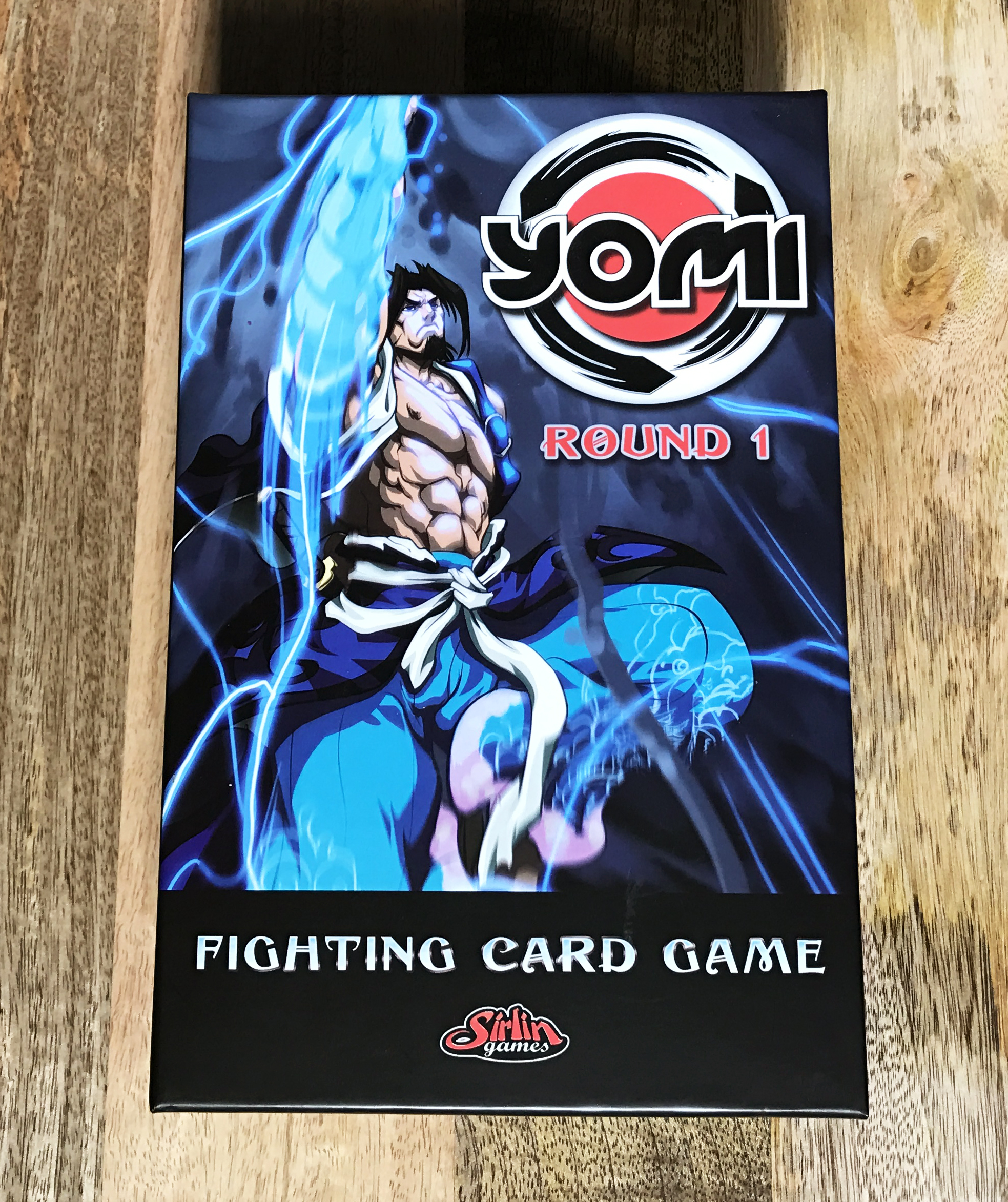 Yomi: Reading Your Enemies Can Be Fun    - Schmuck & Co